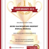 BIURO RACHUNKOWE EKSPERT Elżbieta Skibicka