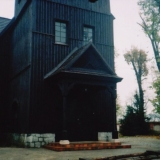Zakład Stolarski Jacek Proszkowiec - realizacje, kościół