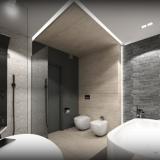 Symetrium - łazienka