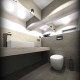 Symetrium - toaleta