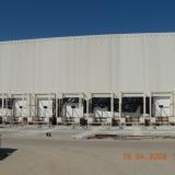 Centrum Dystrybucyjne TESCO w Teresinie Gaj budowa hali mrozni z zapleczem biurowo-socjalnym