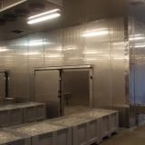 MIKRO  hala produkcyjna montaż ścian i sufitów