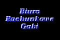 Biuro Rachunkowe Gabi Gabriela Krefta-Marczak