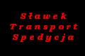 Sławek Transport i Spedycja Witold Sławek