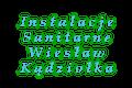 Instalacje Sanitarne Wiesław Kądziołka