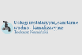 Usługi instalacyjne, Sanitarne, Wodno - Kanalizacyjne, Systemy Solarne. Tadeusz Kamiński