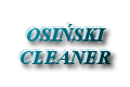 OSIŃSKI CLEANER