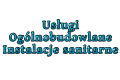 Usługi Ogólnobudowlane Instalacje sanitarne
