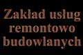 Zakład usług remontowo budowlanych Kazimierz Kozik