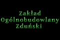 Zakład Ogólnobudowlany - Zduński Maria Borowa