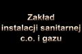 Zakład instalacji sanitarnej, c.o. i gazu Golonka Józef