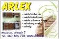 ARLEX Meble i Schody na Wymiar