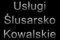 Ireneusz Piotrowski Usługi Ślusarsko-Kowalskie
