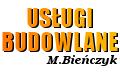Usługi Budowlane Mariusz Bieńczyk