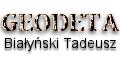 Białyński Tadeusz - Geodeta uprawniony