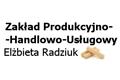 Zakład Produkcyjno-Handlowo-Usługowy, Elżbieta Radziuk