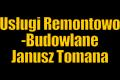 Usługi Remontowo-Budowlane Janusz Tomana