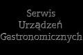 Serwis Urządzeń Gastronomicznych Krzosek Jerzy