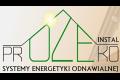 prOZEko-Instal Systemy Energetyki Odnawialnej Bogdan Pacholski