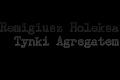 Remigiusz Holeksa Tynki Agregatem