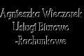 Agnieszka Wieczorek Usługi Biurowo-Rachunkowe