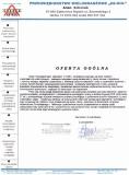 Przedsiębiorstwo Wielobranżowe As-Kol Adam Sobczak - oferta