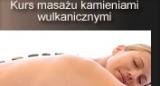 Kurs  masażu kamieniami wulkanicznym