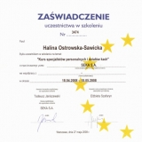 FORTUNATA Biuro Rachunkowo-Usługowe, referencje/certyfikaty