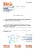 AnCz Andrzej Czarnecki Poligrafia-Reklama-Marketing - referencje